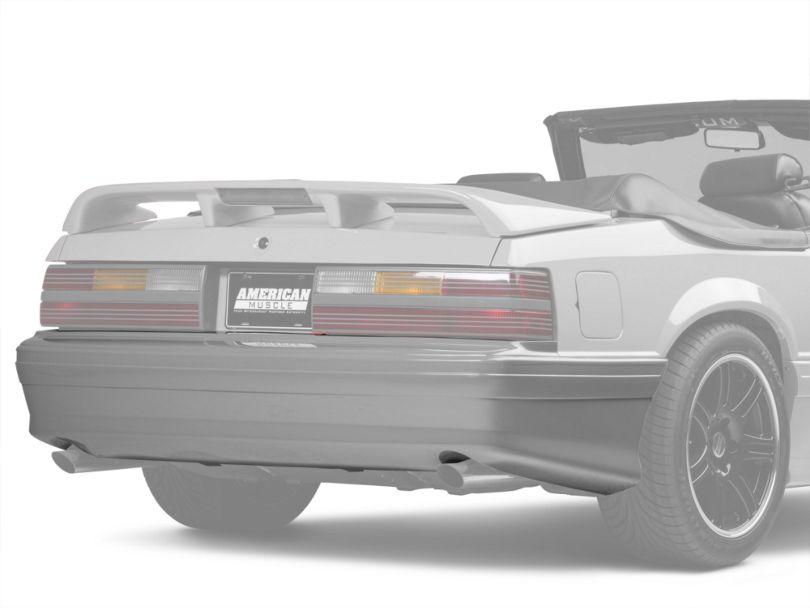 Cervini's Cobra Rear Bumper Cover - Unpainted (79-93 All)