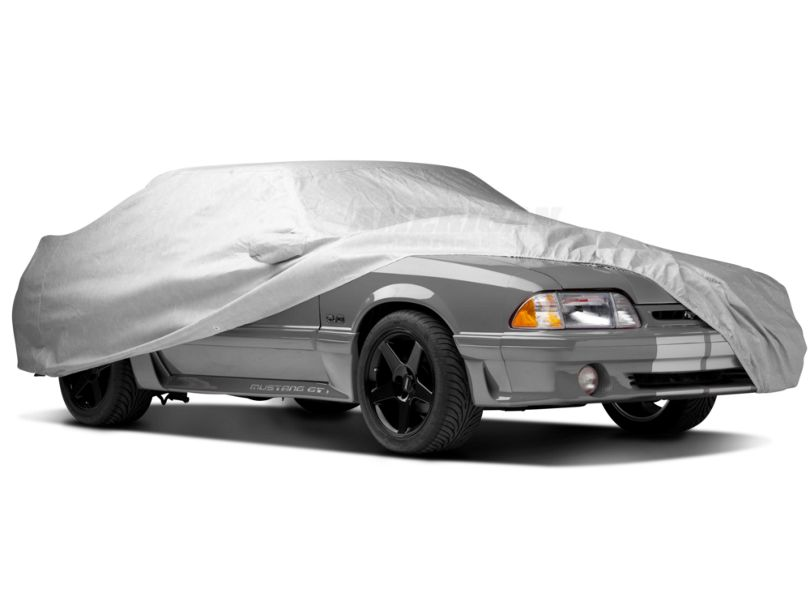 Covercraft Deluxe Custom Fit Car Cover (87-93 GT, Cobra)