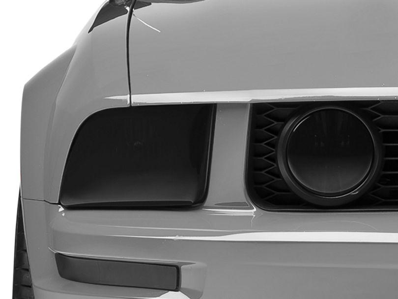 SpeedForm Smoked Headlight Covers (05-09 GT, V6)