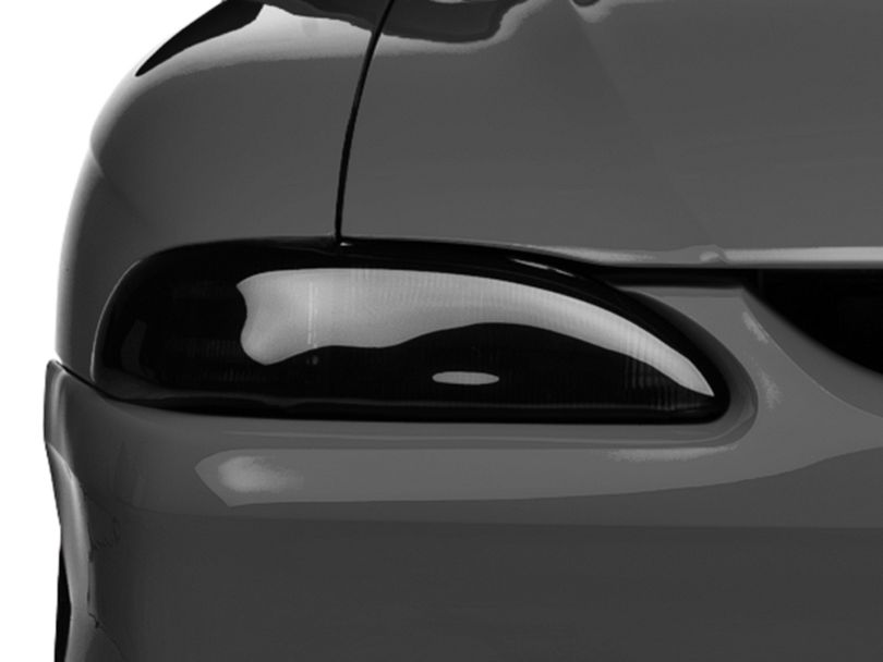 SpeedForm Smoked Headlight Covers (94-98 All)