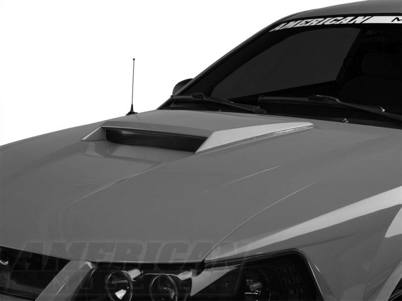 Hood Scoop - Unpainted (99-04 GT; 99-02 V6)