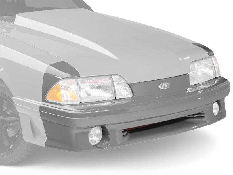 OPR Front Bumper Cover; Unpainted (87-93 GT)