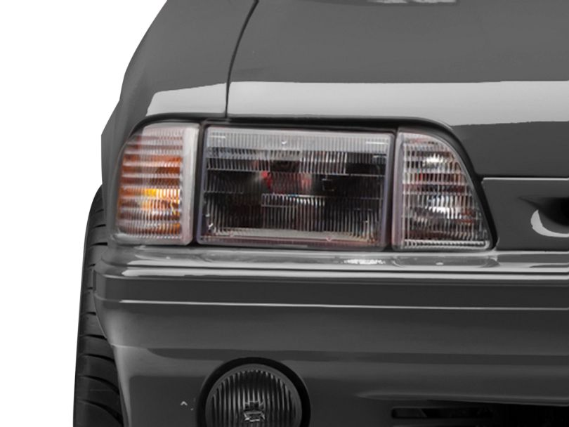 OPR Stock OE Headlights (87-93 All)