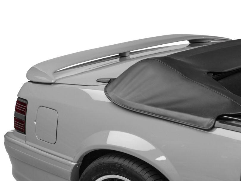 SpeedForm Sport Wing Spoiler - Unpainted (79-93 Coupe, Convertible)