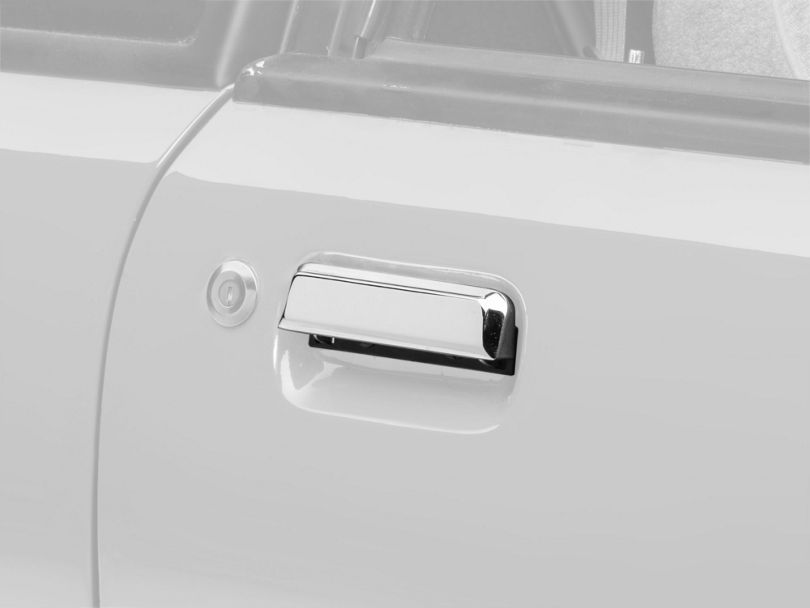 OPR Chrome Exterior Door Handle - Right Side (79-93 All)