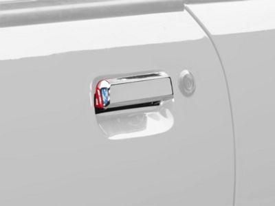 Add OPR Chrome Exterior Door Handle - Left Side (79-93 All)