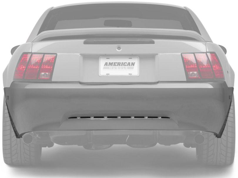 OPR Rear Bumper Cover - Primed (99-04 V6)
