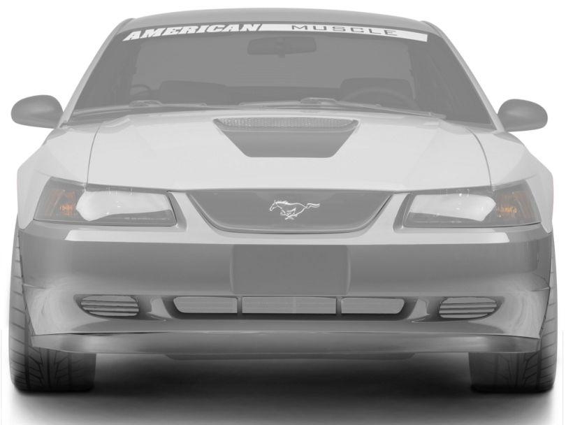 OPR Front Bumper Cover; Unpainted (99-04 V6)