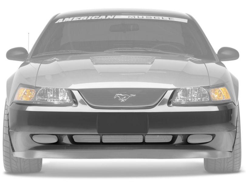 OPR Front Bumper Cover; Unpainted (99-04 GT, Mach 1)