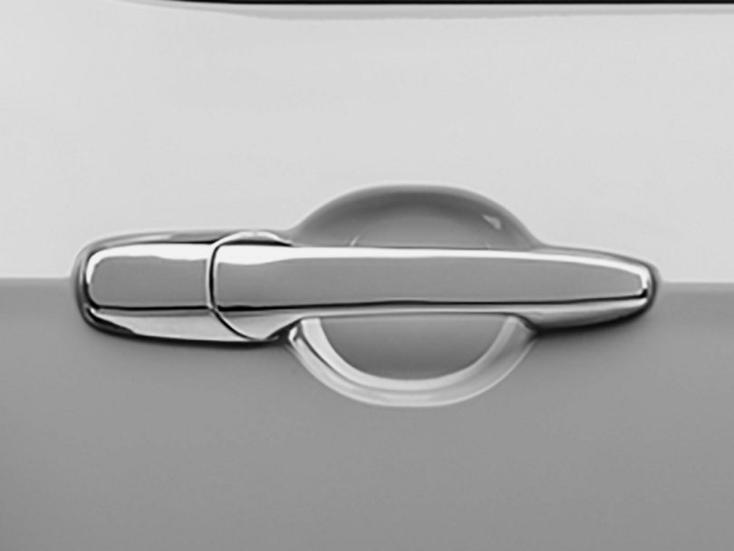 OPR Chrome Exterior Door Handle - Right Side (05-14 All)