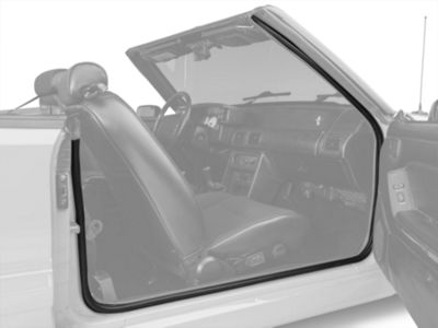 OPR Door Seal Weatherstripping Kit (83-93 Convertible)