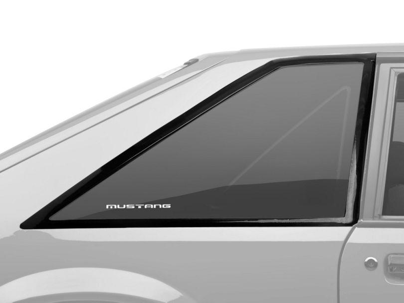 OPR Quarter Window Molding Cover Kit (87-93 Hatchback)