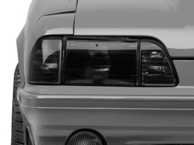 Axial Smoked Headlights (87-93 All)