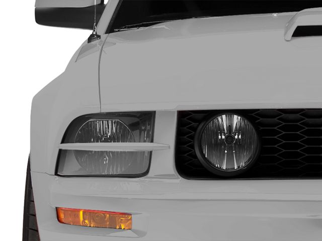 MMD Headlight Splitters - Pre-painted (05-09 GT, V6)
