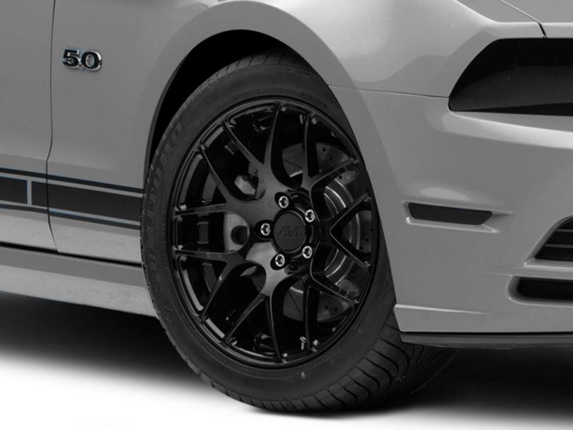 AMR Black Wheel; 20x8.5 (10-14 All)