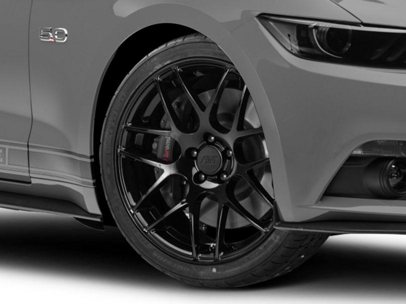 AMR Black Wheel - 20x8.5 (15-20 GT, EcoBoost, V6)