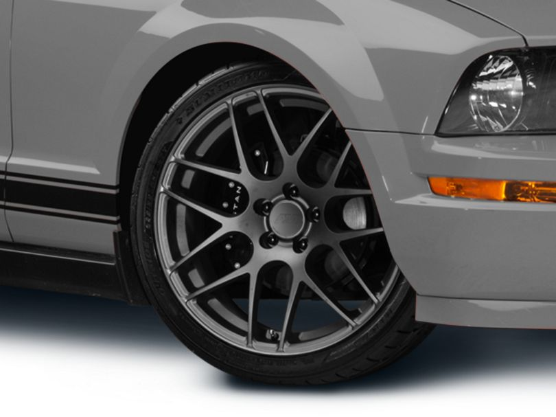 AMR Charcoal Wheel; 20x8.5 (05-09 All)