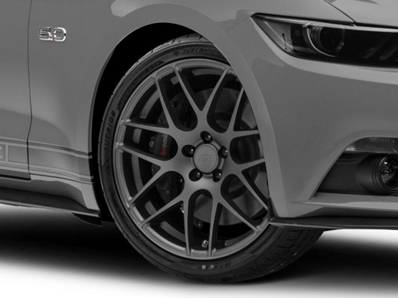 AMR Charcoal Wheel - 20x8.5 (15-20 GT, EcoBoost, V6)