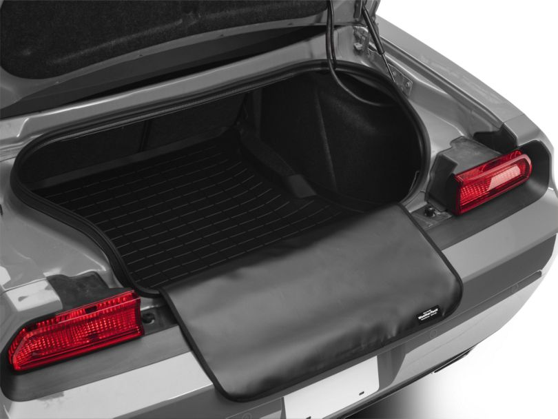 Weathertech DigitalFit Cargo Liner with Bumper Protector; Black (11-20 All)
