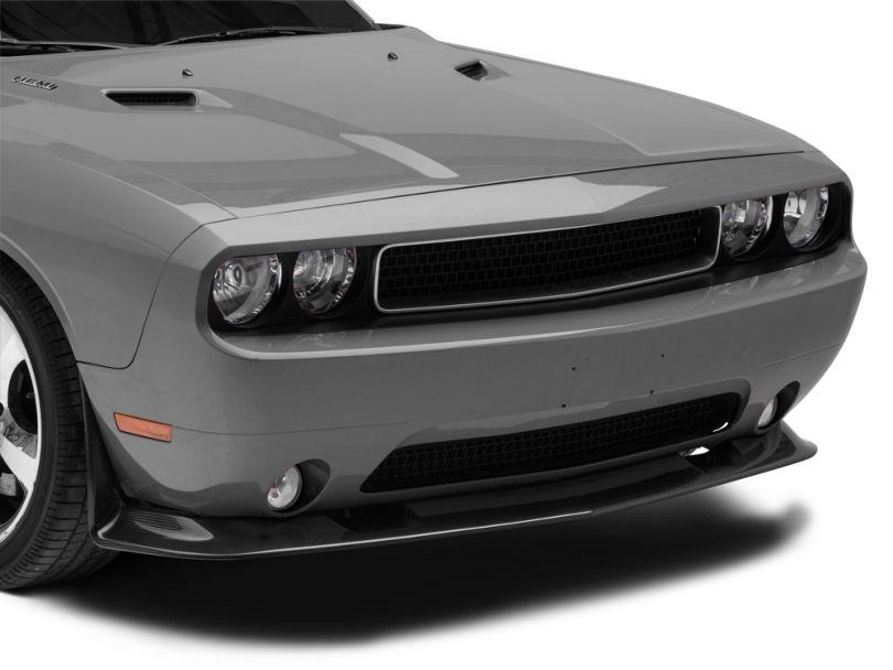 Anderson Composites Type-SRT8 Front Chin Spoiler - Carbon Fiber (11-14 All)