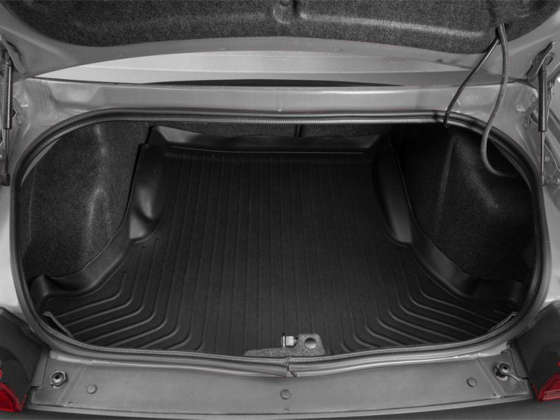 Husky WeatherBeater Trunk Liner - Black (08-20 All)