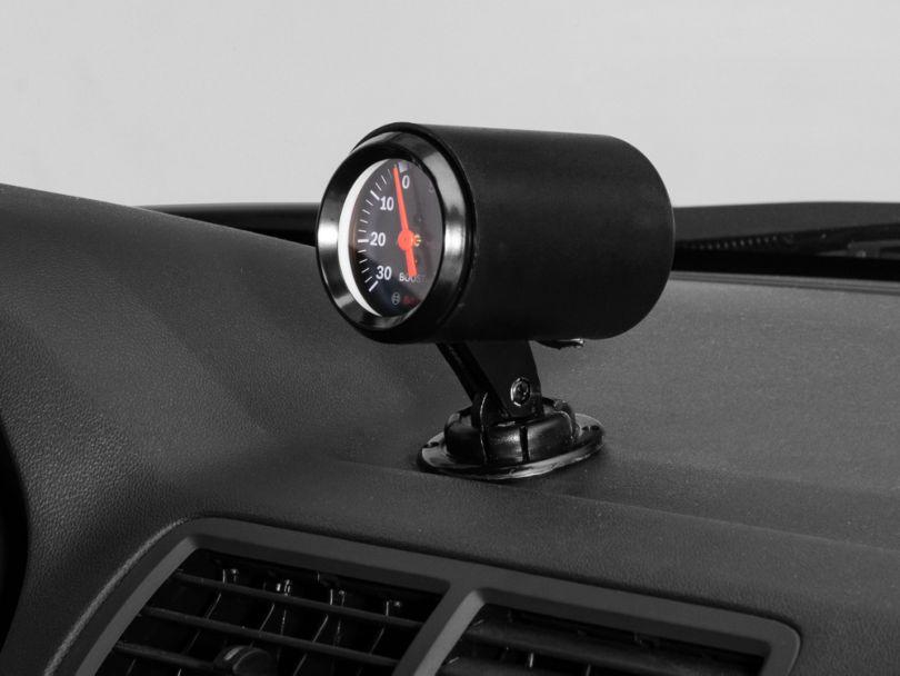 Bosch Black Styleline Boost/Vacuum Gauge - Mechanical (08-20 All)