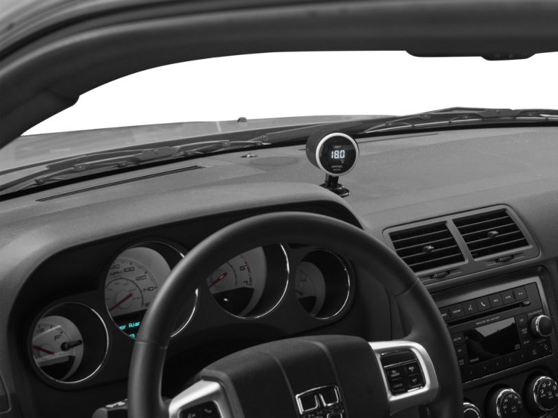 Prosport Digital Blue LCD Air/Fuel & Voltage Gauge - Electrical (Universal Fitment)