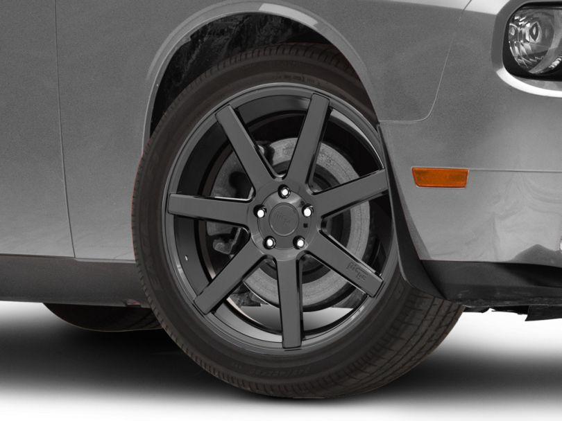 Niche Verona Gloss Black Wheel; 20x9 (08-20 All, Excluding Demon & Hellcat)