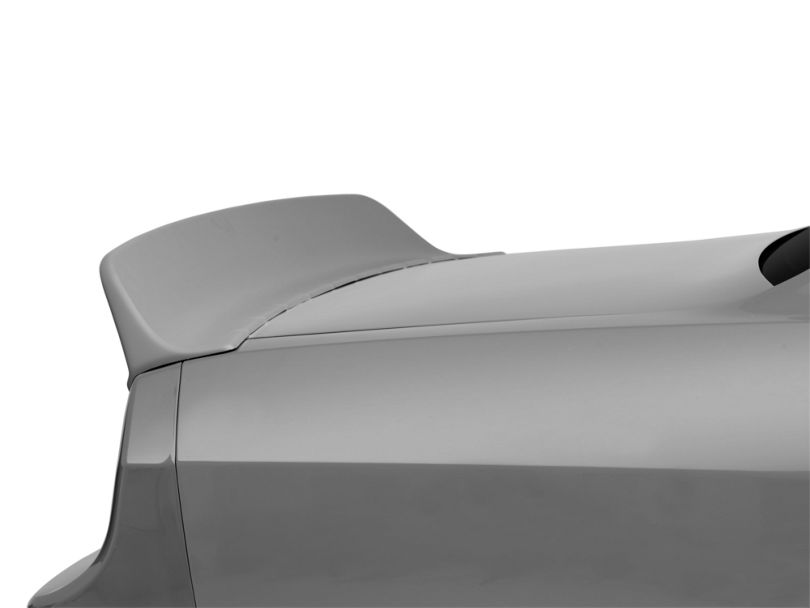 Clinched Flares Ducktail Rear Spoiler - Unpainted (08-20 All)