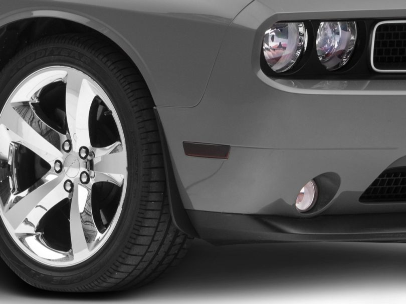 American Muscle Graphics Smoked Front Marker Tint (08-14 All)