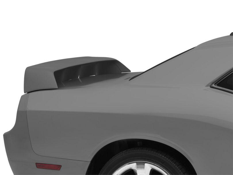 Cervini's C440 Rear Spoiler; Unpainted (08-20 All)