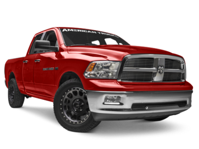 Dodge Ram 1500 License Plates Frames