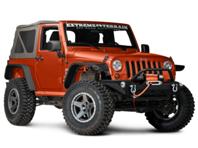 RedRock 4x4 Jeep Wrangler Parts | ExtremeTerrain on