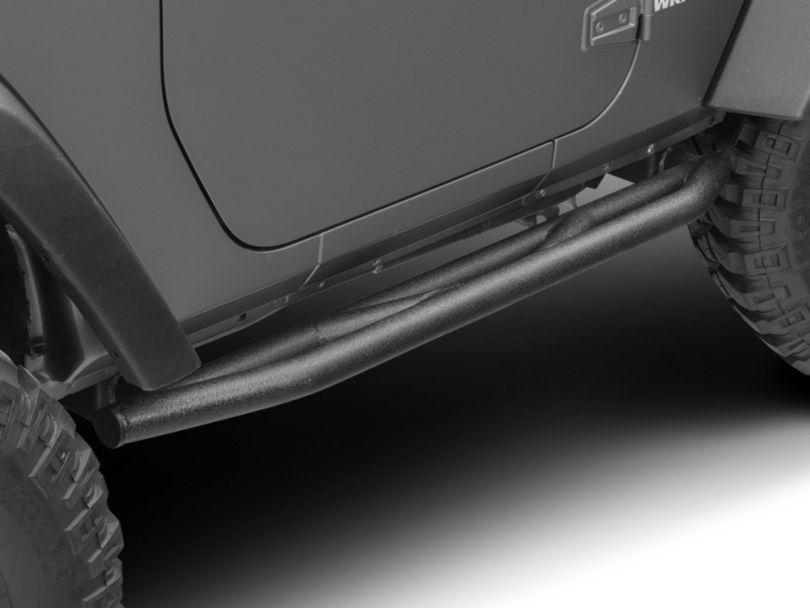 Barricade Rock Sliders (07-18 Jeep Wrangler JK 2 Door)