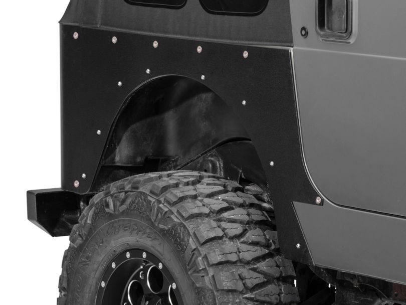 Barricade Corner Guard (97-06 Jeep Wrangler TJ, Excluding Unlimited)