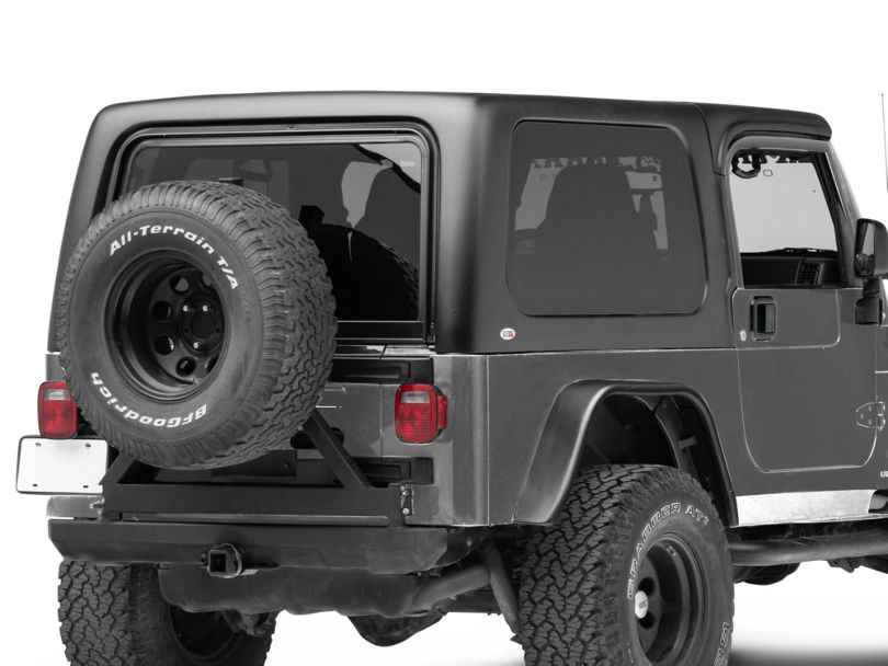 2-Piece Hardtop For Full Doors (04-06 Jeep Wrangler TJ Unlimited)