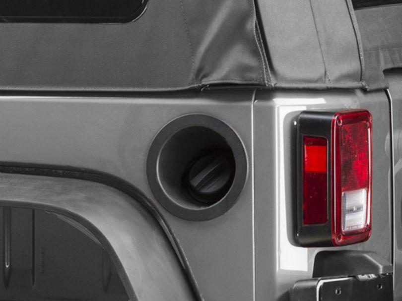Non-Locking Gas Cap (03-18 Jeep Wrangler TJ & JK)