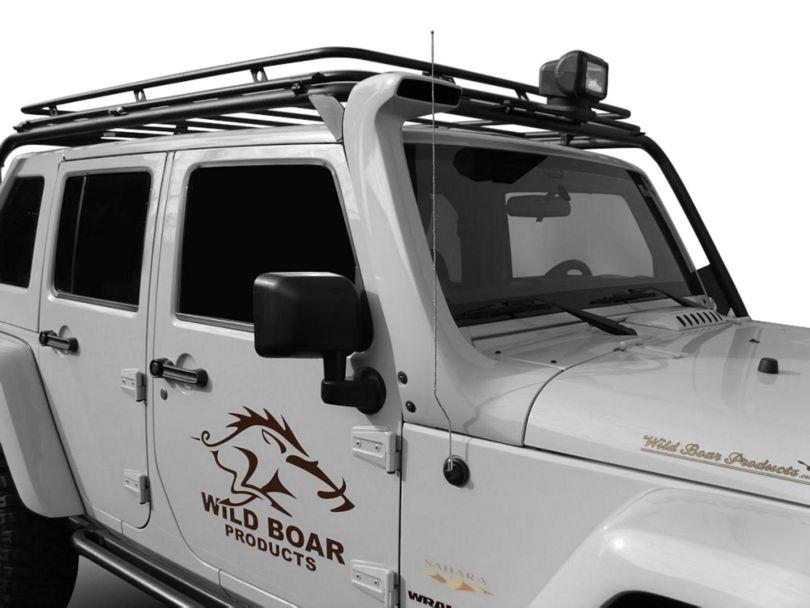 Wild Boar Snorkel (07-10 Jeep Wrangler JK)