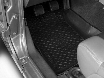 Husky Front Floor Liner (07-13 Jeep Wrangler JK)