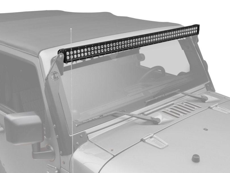 KC HiLiTES 50 in. C-Series C50 LED Light Bar - Spot/Spread Combo