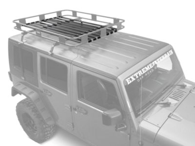 Add Surco Safari Rack Optional Flooring Kit (87-17 Wrangler YJ, TJ & JK)