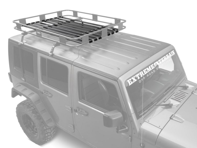 Surco Safari Rack Optional Flooring Kit (87-20 Jeep Wrangler YJ, TJ, JK & JL)