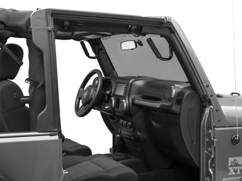 Front and Rear Grab Handles (07-18 Jeep Wrangler JK 2 Door)