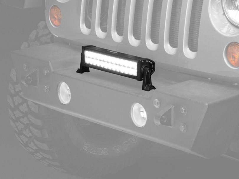 Raxiom 13.5 in. Double Row LED Light Bar - Flood/Spot Combo