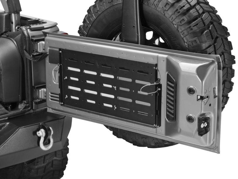 Teraflex Tailgate Table w/ Cutting Board (07-18 Jeep Wrangler JK)