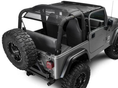 TruShield FullShade Top (97-06 Jeep Wrangler TJ)