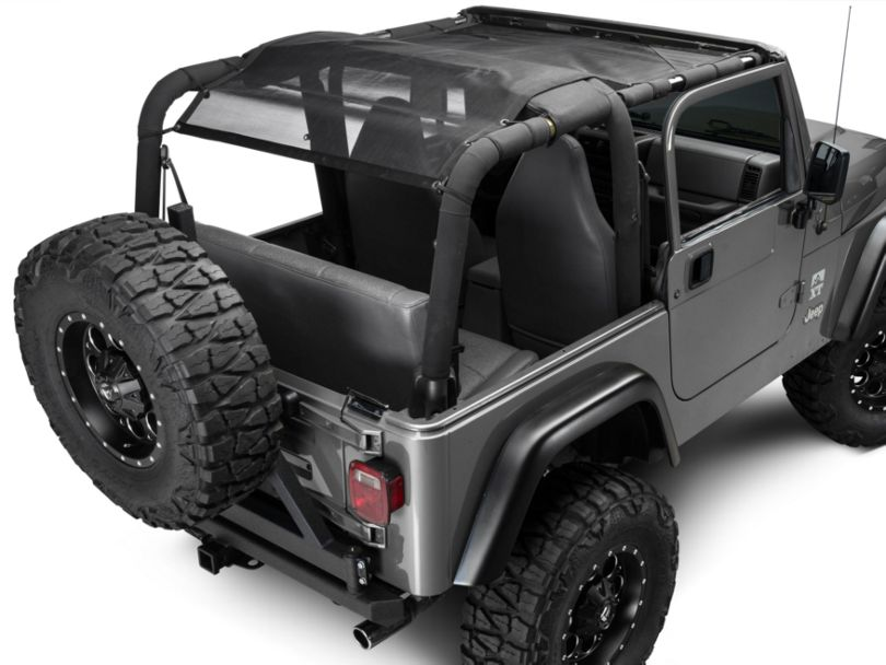 TruShield FullShade Top (97-06 Jeep Wrangler TJ)