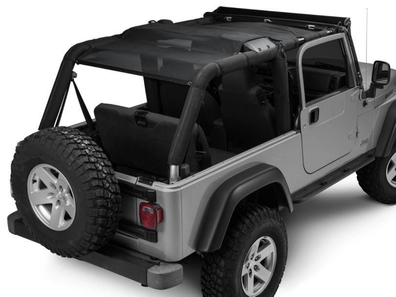 TruShield FullShade Top (04-06 Jeep Wrangler TJ Unlimited)