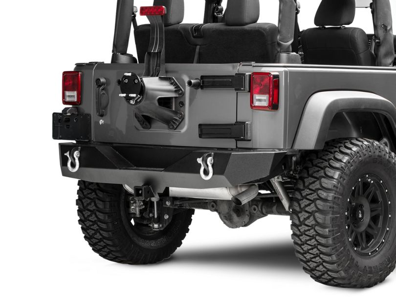 Synergy Spare Tire Relocation Bracket (07-18 Jeep Wrangler JK)
