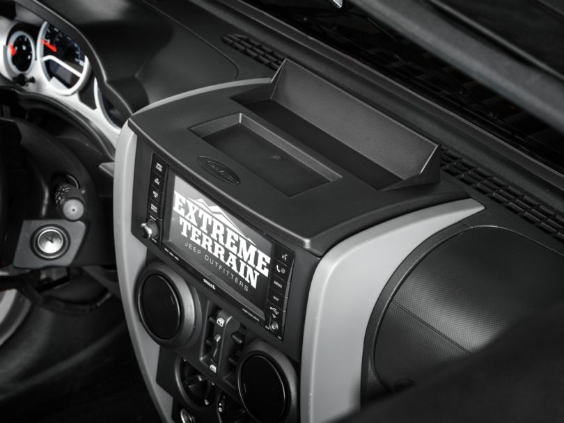 Daystar Dash Panel; Upper (07-10 Jeep Wrangler JK)